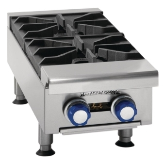 Imperial IHPA212 2 Burner Boiling Table
