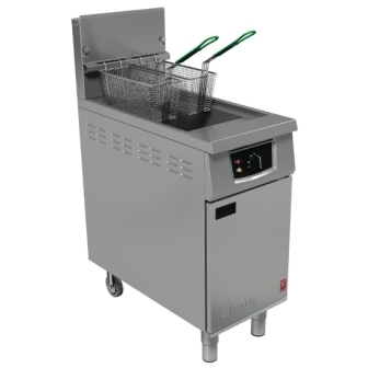 Falcon G401F Gas Fryer with Filtration
