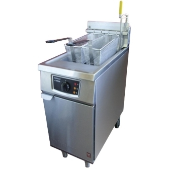Falcon G2845F Twin Basket Gas Fryer