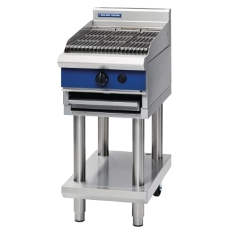 Blue Seal G59/3 450mm Chargrill on Leg Stand