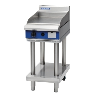 Blue Seal GP513 450mm Griddle on Leg Stand