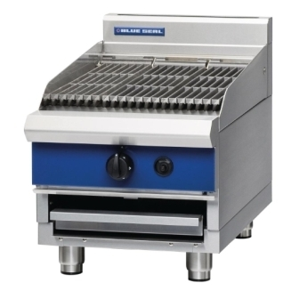 Blue Seal G593B 450mm wide Chargrill Bench