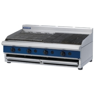 Blue Seal G598/B 1200mm wide Chargrill Bench