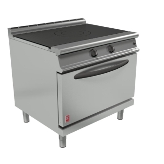 Falcon Dominator Plus G3107D Gas Solid Top Range with Drop Down Door c/w feet