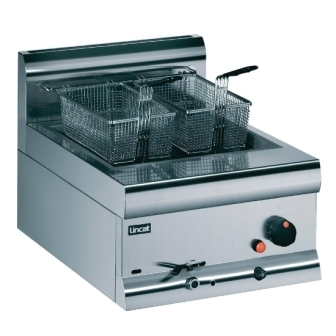 Lincat DF4 Gas Fryer - Counter Top