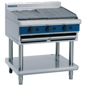Blue Seal G59/6 Char Grill And Stand