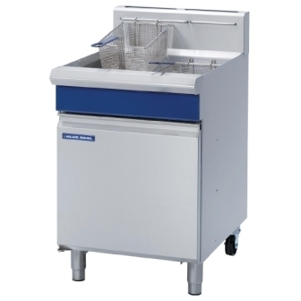 Blue Seal GT60 Single Tank Gas Fryer