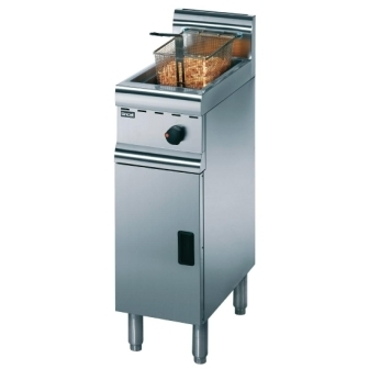 Lincat J5 Gas Single Tank Fryer - Free Standing