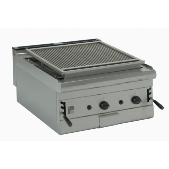 Parry PGC6 Gas Table Top Chargrill - 600mm Wide
