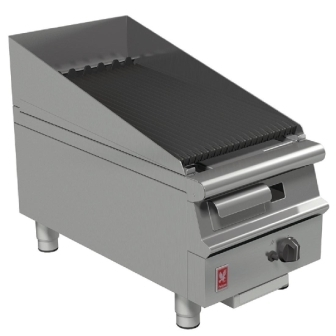 Falcon G3425 Dominator Plus Gas 400mm Wide Chargrill