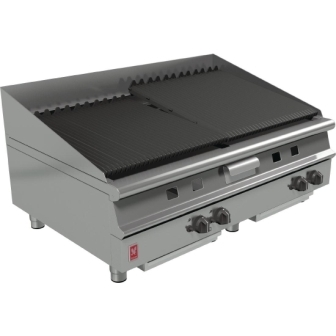 Falcon G31225 Dominator Plus Gas 1200mm Wide Chargrill