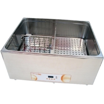 Clifton Waterbath 56Ltr unstirred complete with lid & perforated shelf