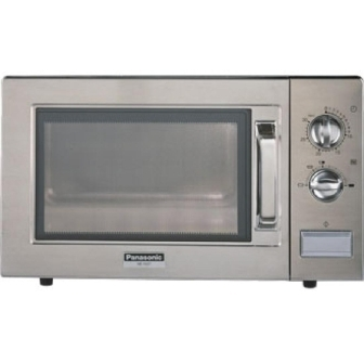 Panasonic NE-1027BTQ Medium Duty Microwave Oven Manual - 1000watt