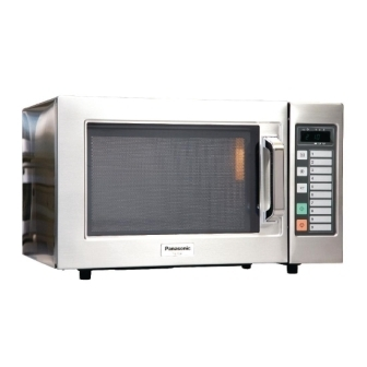 Panasonic NE-1037BTQ Medium Duty Microwave Oven Programmable - 1000watt