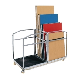 Large Trolley [Capacity 14 Tables]