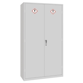Coshh Double Door Cabinet - 1830h x 915w x 457mm d