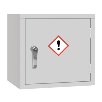 Coshh Single Door Cabinet 457h x 457w x 305mm d