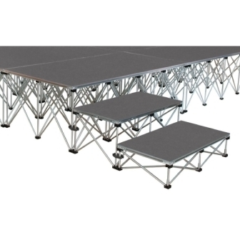 Ultralight Staging with Grey Flooring Package C