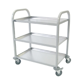 Craven General Purpose Trolley 3 Tier Fully Welded
