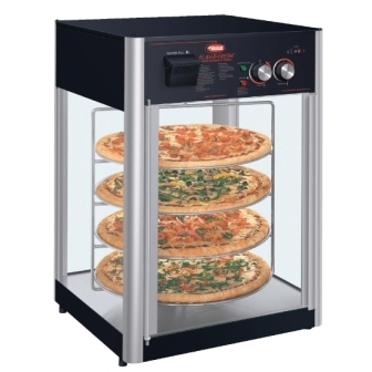 Hatco Flav-R-Fresh Impulse Display Cabinet with Rotating 4 Tier Rack