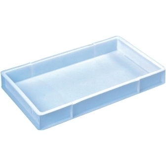 Confectionery Tray Solid Sides & Base 22L