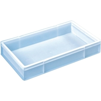 Confectionery Tray Solid Sides & Base 32L