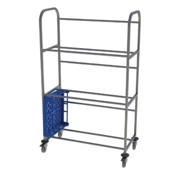 Craven Dishwasher Drip Dry Trolley