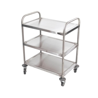 Craven Space Saving 3 tier trolley