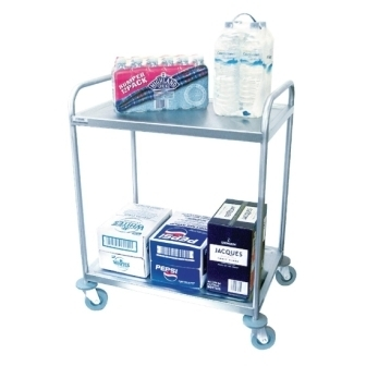 Craven Space Saving 2 tier trolley