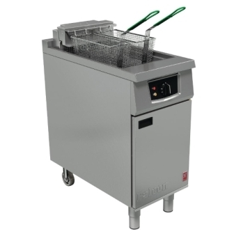 Falcon E401F Electric Fryer with Filtration