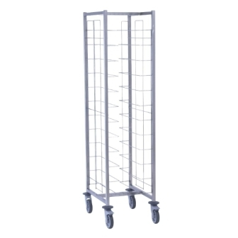 Tournus Self Clearing Trolley - 12 Levels