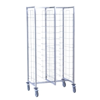 Tournus Self Clearing Trolley - 24 levels