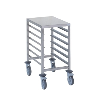 Tournus GN 1/1 Racking Trolley - 7 levels