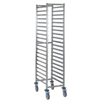 Tournus GN 1/1 Racking Trolley - 20 levels