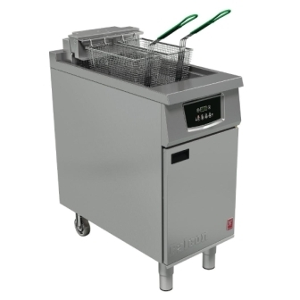 Falcon E402F Twin Basket Electric Fryer