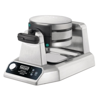 Waring Double Waffle Cone Maker 1.4kW