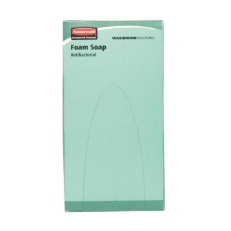 Rubbermaid Anti Bacterial Foam Soap (6 x 800ml)
