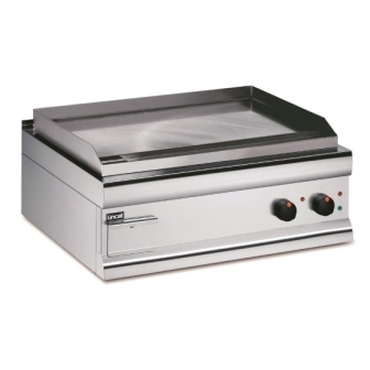 Lincat GS7/E Machined Steel Electric Griddle Dual Zone 750mm Wide