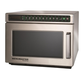 Menumaster DEC18E2 Heavy Duty Compact Microwave - 1800watt