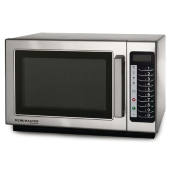 Menumaster RCS511TS Large Cavity Medium Duty Microwave Touch Pad - 1100watt