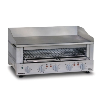 Roband GT700 Griddle Toaster  3 Phase