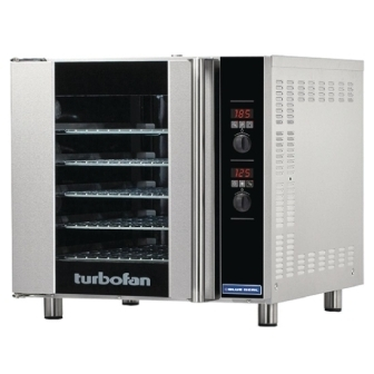 Blue Seal E32D4 Turbofan Convection Oven -