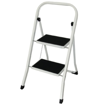 Vogue 2 Tread Folding Step Stool