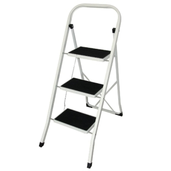 Vogue 3 Tread Folding Step Stool