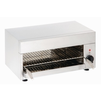 Falcon Pro-Lite Salamander Grill with Toast Rack