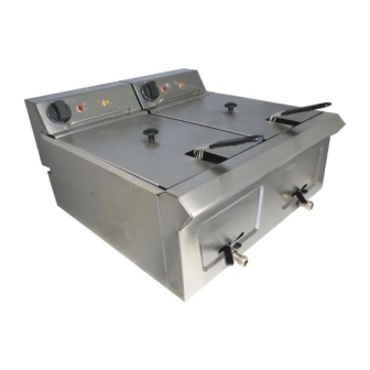 Falcon Pro-Lite Tabletop Fryer - 2 x 7Ltr