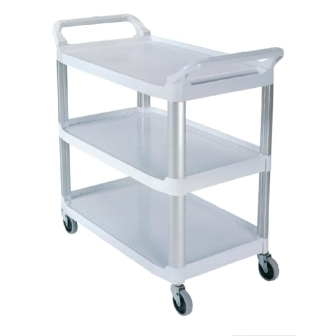 Rubbermaid X-tra Utility Cart White