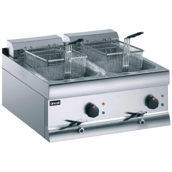 Lincat DF612 Fryer - Counter Top