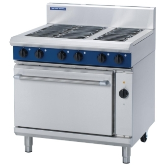 Blue Seal Evolution 6 Burner Convection Oven Electric - 900mm