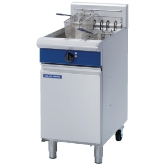 Blue Seal Evolution Single Tank Fryer Electric - 450mm
